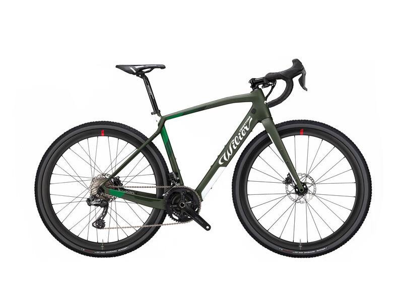 WILIER Jena Hybrid Disc GRX 2x11 Wilier HY-NDR28AC GREEN click to zoom image