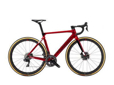 WILIER FILANTE SLR DISC ULT.DI2 RS170 RED GLOSSY