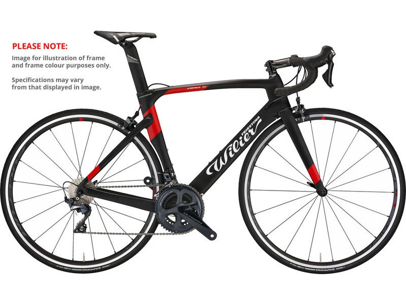 WILIER Cento1 AIR Disc Ultegra  Fulcrum Racing 500 click to zoom image