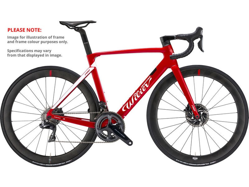 WILIER Cento10 PRO Disc RED ETAP AXS Wilier NDR38KC click to zoom image