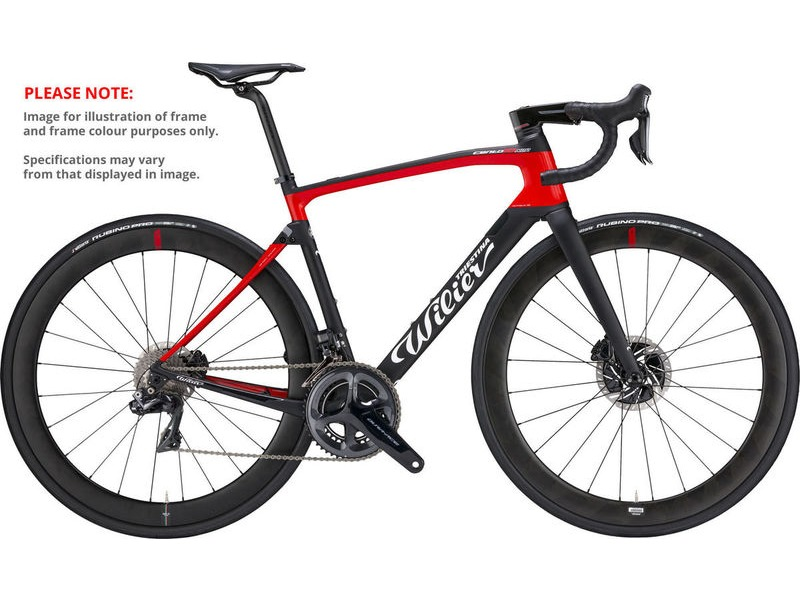 WILIER Cento10 NDR Dura Ace Di2 Wilier NDR38KC click to zoom image