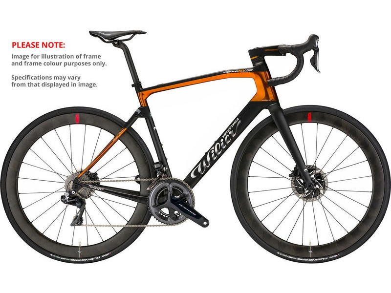 WILIER Cento10 NDR Ultegra  Fulcrum Racing 500 click to zoom image