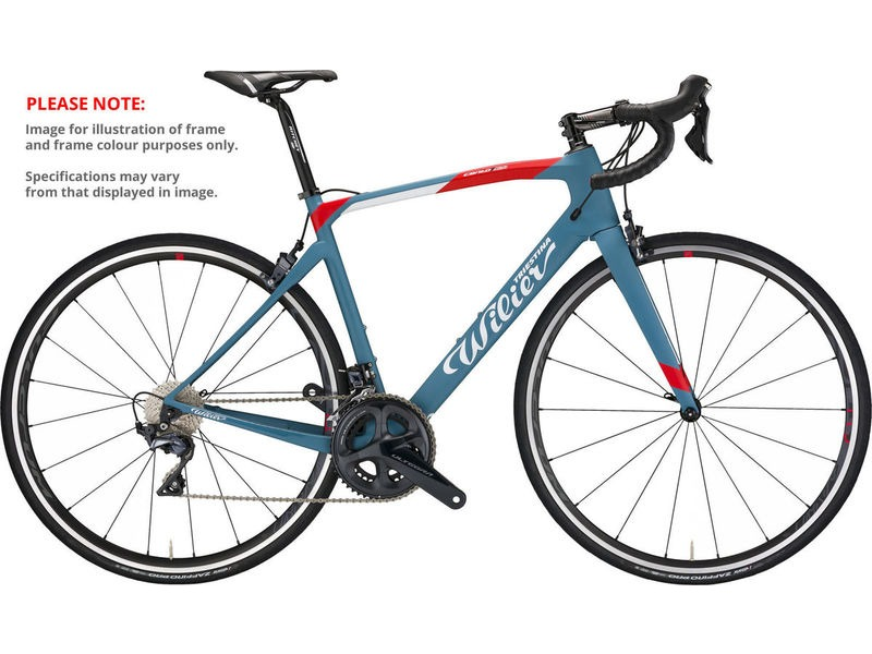 WILIER Cento1 NDR Ultegra Di2 Fulcrum Racing 500 click to zoom image