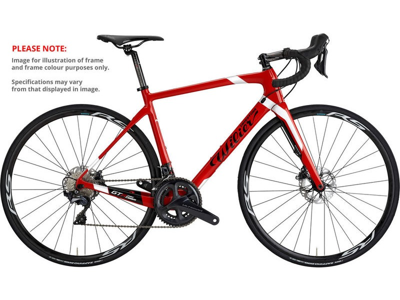 WILIER GTR Team Disc Ultegra Di2 Wilier NDR38KC click to zoom image