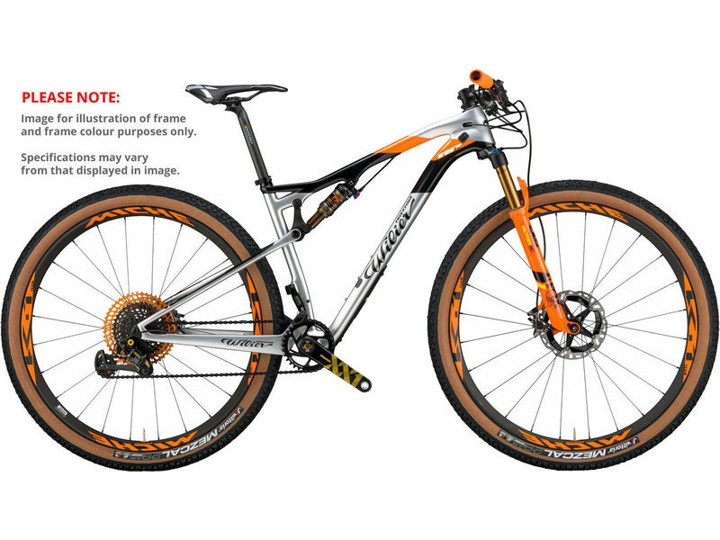WILIER 110FX Eagle XX1 Miche 966 click to zoom image