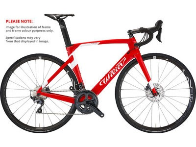 WILIER Cento1 AIR Disc Ultegra  Fulcrum Racing 500