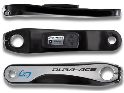 STAGES POWER METER Shimano Dura Ace 9000