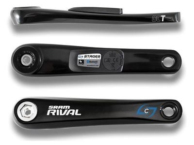STAGES POWER METER SRAM Rival GXP