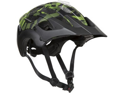 LAZER Revolution matt camo / black