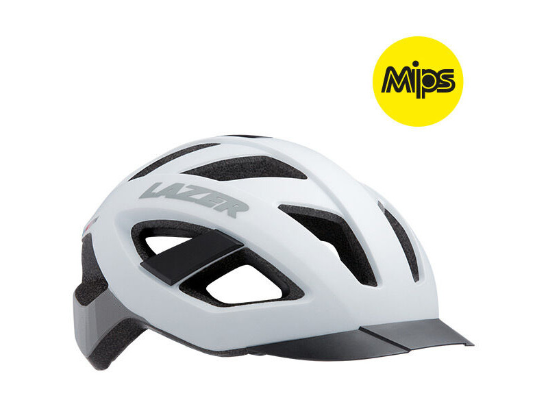 LAZER Cameleon MIPS Helmet, Matte White click to zoom image