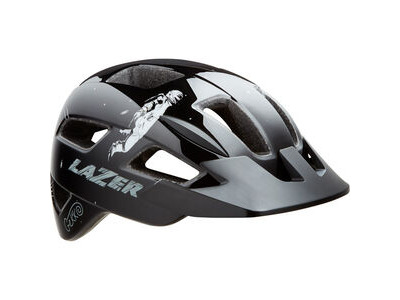 LAZER Gekko Helmet, Spaceman, Uni-Youth