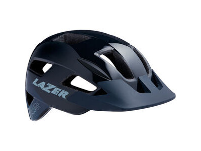 LAZER Gekko Helmet, Dark Blue, Uni-Youth