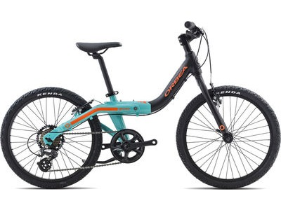 ORBEA Grow 2 7V  Black/Jade/Green  click to zoom image