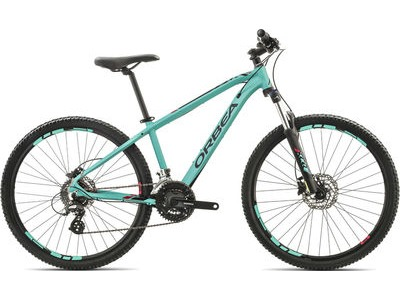 ORBEA MX 26 XC XS Green/Red  click to zoom image