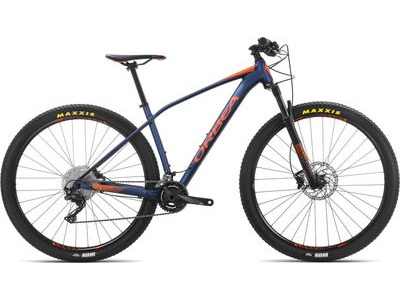 ORBEA Alma 27 H30-XT S Blue/Orange  click to zoom image