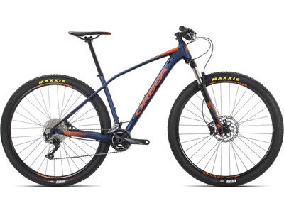 ORBEA Alma 27 H50 S Blue/Orange  click to zoom image