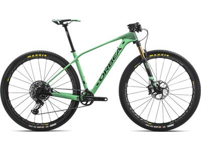 ORBEA Alma 27 M10 S Mint/Black  click to zoom image