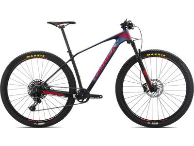 ORBEA Alma 27 M50-Eagle S Blue/Red  click to zoom image