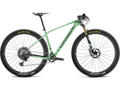 ORBEA Alma 27 M-Team S Mint/Black  click to zoom image