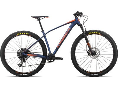 ORBEA Alma 29 H30-Eagle S Blue/Orange  click to zoom image