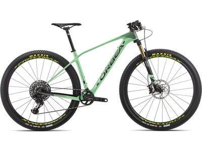 ORBEA Alma 29 M15 S Mint/Black  click to zoom image