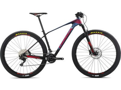 ORBEA Alma 29 M50-REBA S Blue/Red  click to zoom image