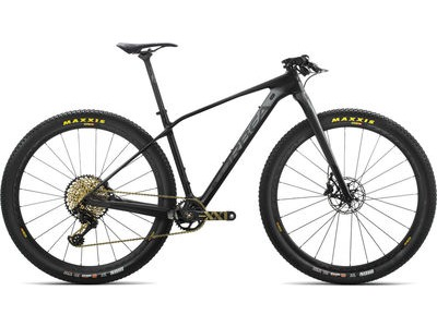 ORBEA Alma 29 M-LTD S Anthracite/Black  click to zoom image