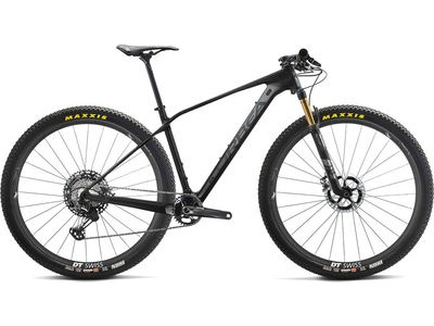 ORBEA Alma 29 M-Team S Anthracite/Black  click to zoom image