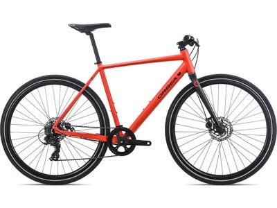 ORBEA Carpe 40 XS Red/Black  click to zoom image