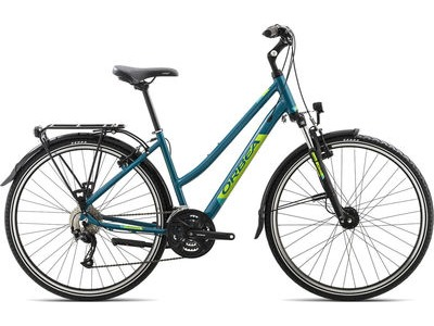 ORBEA Comfort 22 Pack S Blue/Green  click to zoom image
