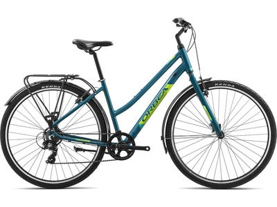 ORBEA Comfort 42 Pack S Blue/Green  click to zoom image