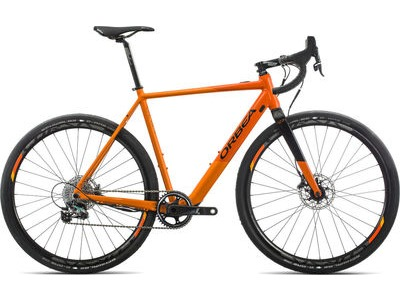 ORBEA Gain D21 XS Orange/Black  click to zoom image