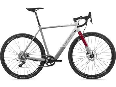 ORBEA Gain D31 XS Grey/White/Red  click to zoom image