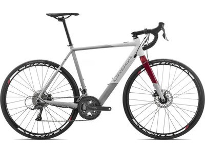 ORBEA Gain D50 XS Grey/White/Red  click to zoom image