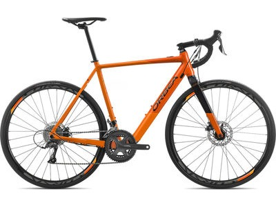 ORBEA Gain D50 XS Orange/Black  click to zoom image