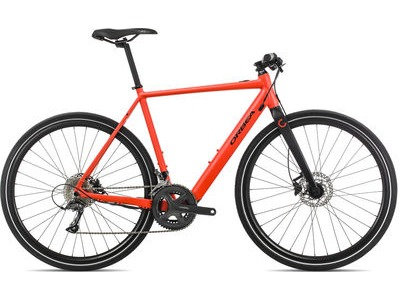 ORBEA Gain F30 XS Red/Black  click to zoom image