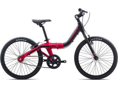 ORBEA Grow 2 1V  Black/Red  click to zoom image