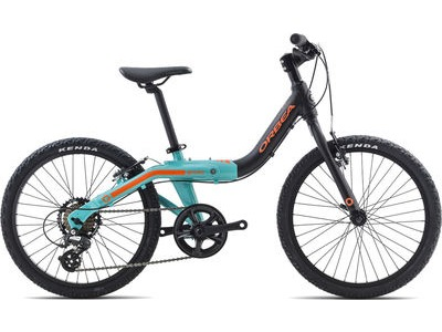 ORBEA Grow 2 7V  Black/Jade Green  click to zoom image