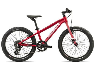 ORBEA MX 20 Team  Red/White  click to zoom image