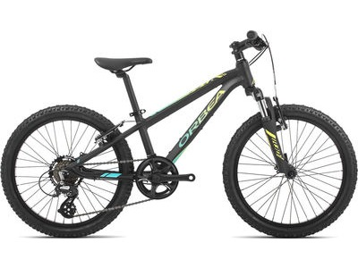 ORBEA MX 20 XC  Black/Green  click to zoom image