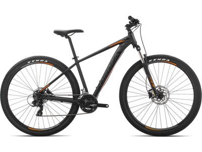 ORBEA MX 27 60 XS XS Black/Orange  click to zoom image