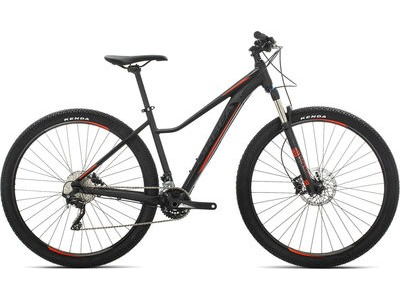 ORBEA MX 27 ENT 10 S Black/Red  click to zoom image