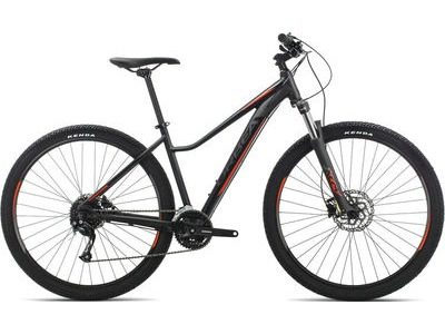 ORBEA MX 27 ENT 40 XS Black/Red  click to zoom image