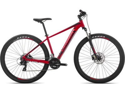 ORBEA MX 29 60 M Red/Black  click to zoom image