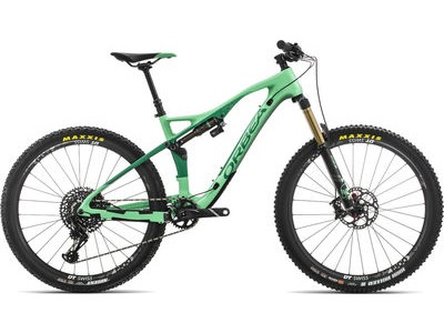 ORBEA Occam AM M10 S Green  click to zoom image