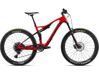 ORBEA Occam AM M30 15,5/S Red/Black  click to zoom image