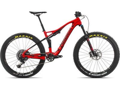 ORBEA Occam TR M20PLUS S Red/Black  click to zoom image