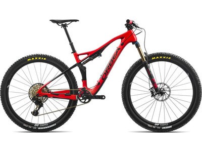 ORBEA Occam TR M-LTD S Red/Black  click to zoom image