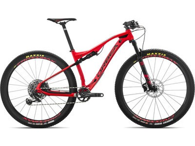 ORBEA OIZ 27 M30 S Red/Black  click to zoom image