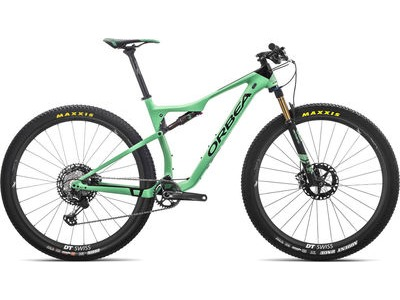 ORBEA OIZ 27 M-Team S Mint/Black  click to zoom image